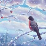 Статусы про зиму 2012