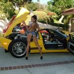 Статусы про машины и девушек