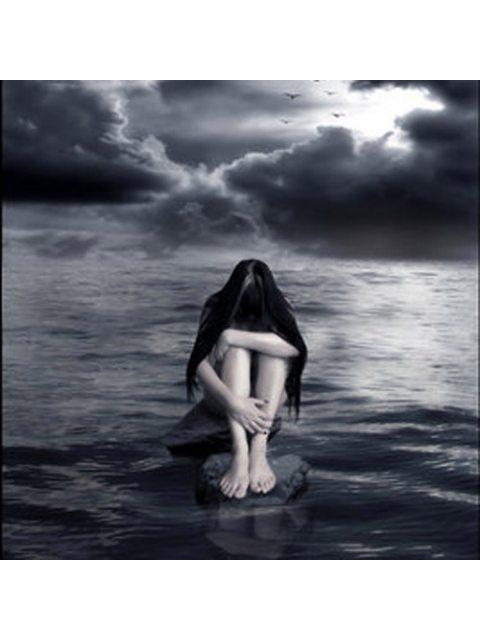грустные картинки с девушками.