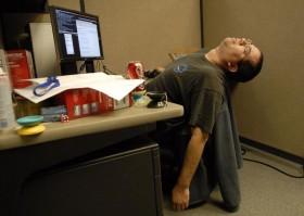 Статусы ржачные про работу