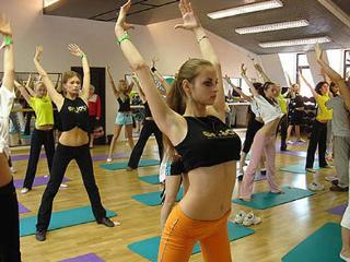 Статусы про фитнес