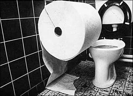 Статусы про туалет